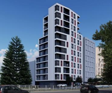 Нова сграда със смесено предназначение