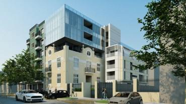Уникална нова сграда в центъра на Варна