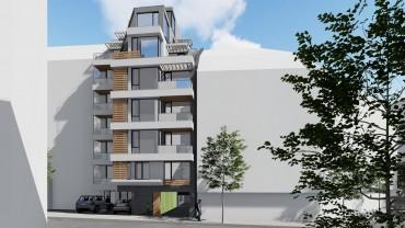Апартаменти в нова сграда в района на Окръжна болница