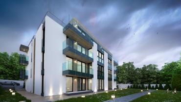 Двустайни апартаменти в нова сграда в м-т Ален Мак