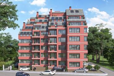 Апартаменти в новострояща се сграда в кв. Христо Ботев