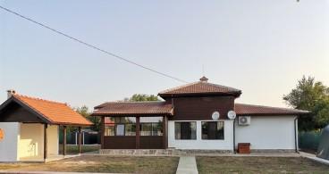Нова къща в село близо до град Балчик
